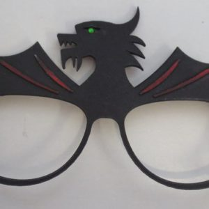 Clip dragon créé sur mesure avec imprimante 3D, notre imagination n'a pas de limites !