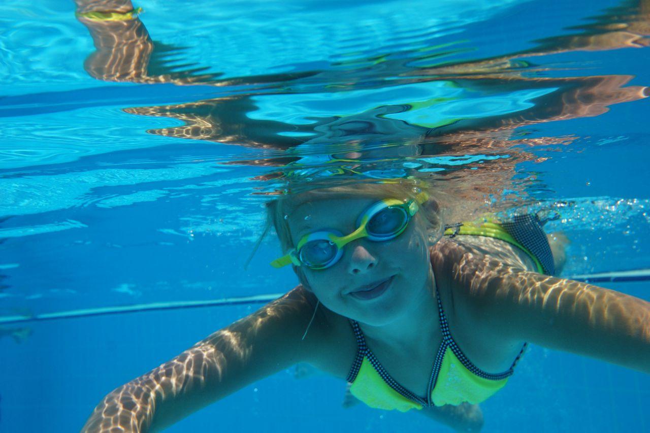 accessoires -lunettes piscine à votre vue
